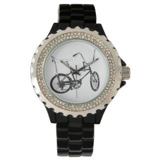 De originele oude fiets van de School Horloge