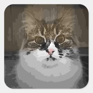 De originele Stickers van de Kat van het Ontwerp