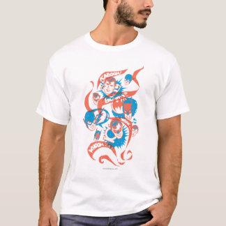 De Originelen van gelijkstroom - de Uitbarsting T Shirt