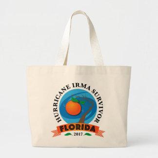 De Orkaan Irma Survivor van Florida Grote Draagtas