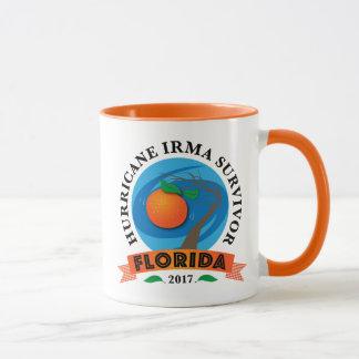 De Orkaan Irma Survivor van Florida Mok