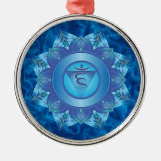 De Ornamenten van Chakra van de keel
