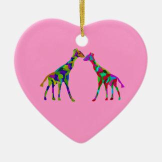 De Ornamenten van Luv van de giraf
