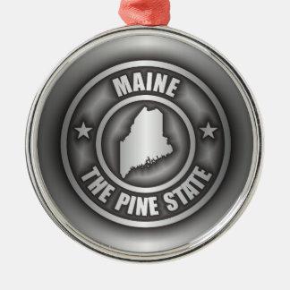 """De Ornamenten van Maine """"van het Staal"""""""