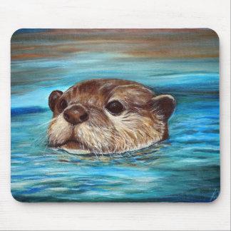De Otter van de rivier Muismatten
