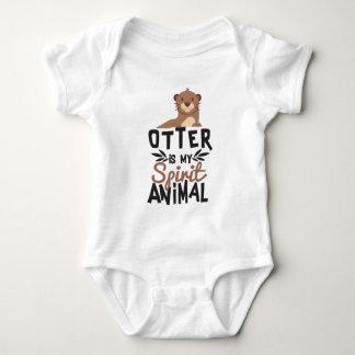 De Otter van Nice is Mijn Dierlijke Druk van de Romper