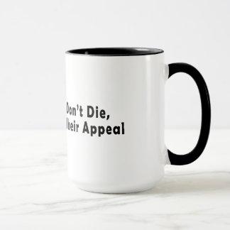 De oude Advocaten sterven niet, verliezen zij Mok