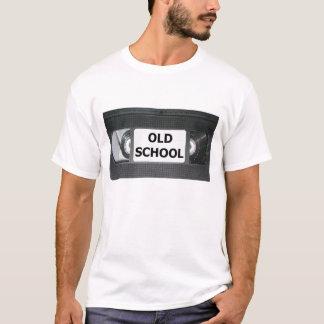 De oude band van VHS van de School T Shirt