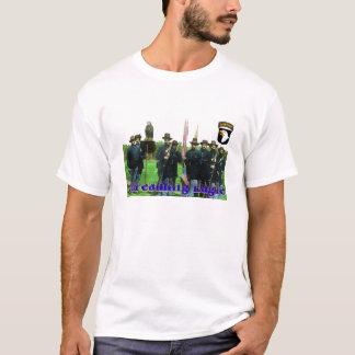 De oude Burgeroorlog die van Abe Wisconsin Eagle T Shirt
