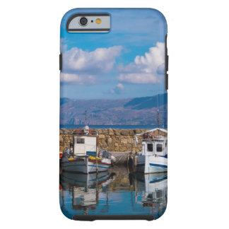 De Oude Haven van Kissamos Tough iPhone 6 Hoesje