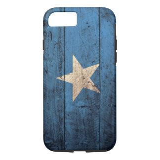 De oude Houten Vlag van Somalië iPhone 7 Hoesje