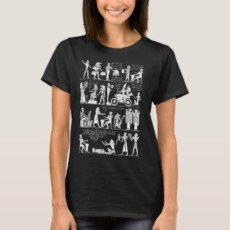 De oude Kunst van Egypte van Kapitalisme T-shirts