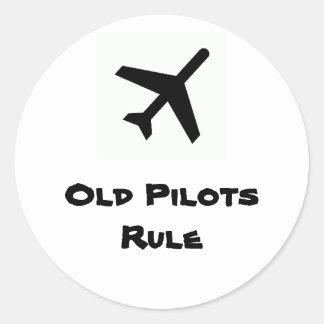 De oude Loodsen beslissen Sticker