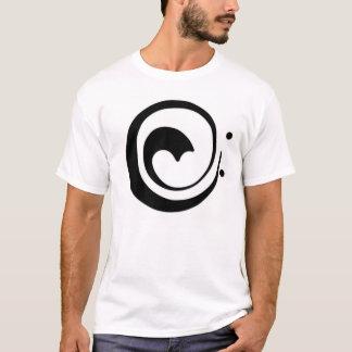 De oude Sleutel van de Cello T Shirt