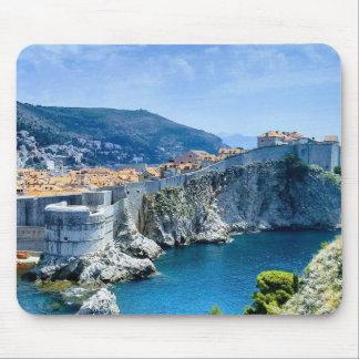 De Oude Stad van Dubrovnik Muismatten