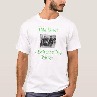 De oude T-shirt van het Klopje van Skool St.