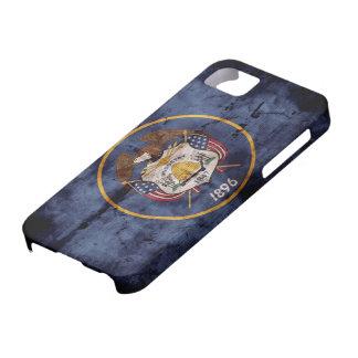 De oude Vlag van Utah; Barely There iPhone 5 Hoesje