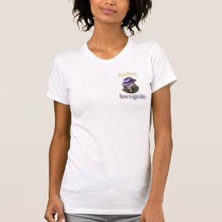 De overhemd-vrouwen van auteurs incognito T Med. T Shirt