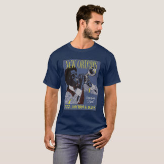 De overhemden & de jasjes van de Muziek van New T Shirt