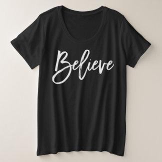 De Overhemden van Kerstmis voor Vrouwen plus het Grote Maat T-shirt