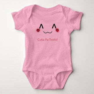 De pa tootie baby van Cutie onsie Romper