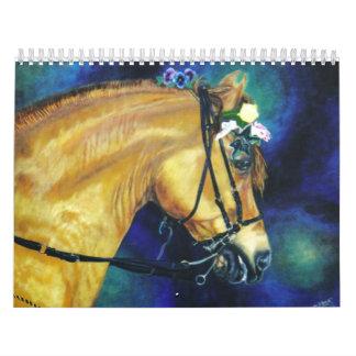 De paarden Kalender van 2011 #1