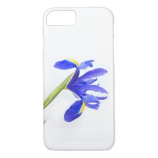 De paarse Bloem van de Iris iPhone 8/7 Hoesje