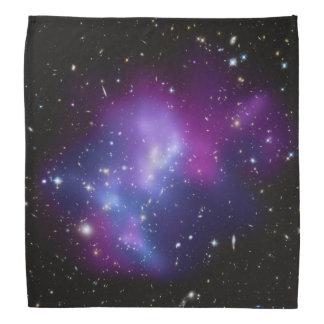 De paarse Cluster van de Melkweg Bandana