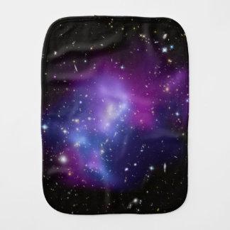 De paarse Cluster van de Melkweg Spuugdoekje