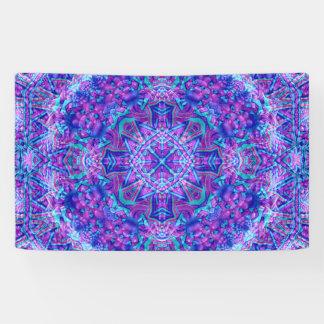 De paarse en Blauwe Banners    van het Patroon, 4