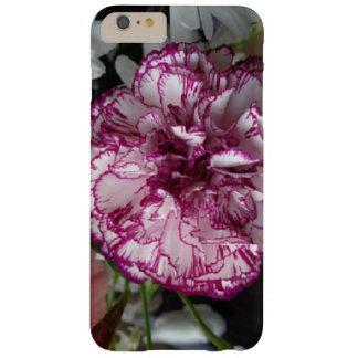 De paarse en Witte Bloem van de Lente Barely There iPhone 6 Plus Hoesje