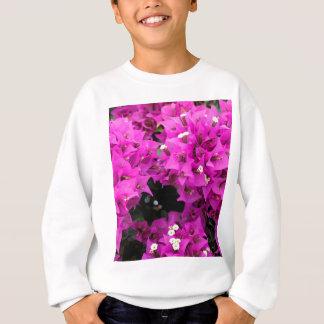 De paarse Fuchsiakleurig Achtergrond van Trui