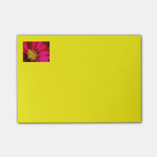 De paarse Nota's van de Post-it van Zinnia Post-it® Notes