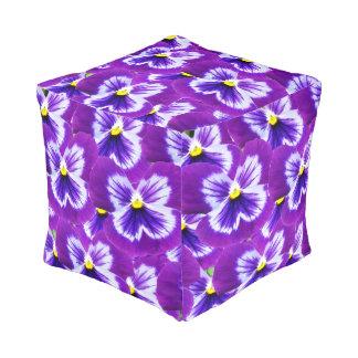 De paarse Vlinders van het Viooltje, Volledige Vierkant Zitkussen