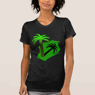 De Palm van Wisconsin T Shirt