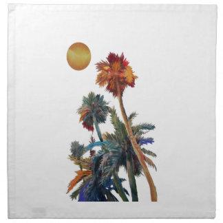 De Palmen van het paradijs Servet