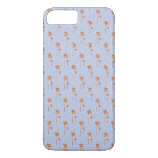 De Palmen van Oceanside iPhone 8/7 Plus Hoesje