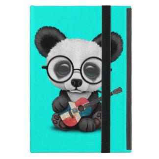 De Panda die van het baby de Dominicaanse Gitaar iPad Mini Hoesje