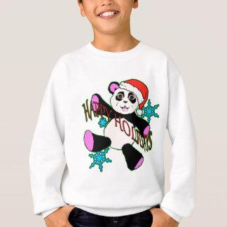 De panda van Kerstmis Trui