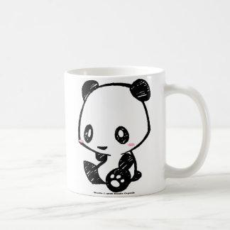 De Panda van Weetle Koffie Mokken