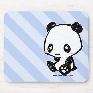 De Panda van Weetle Muismat