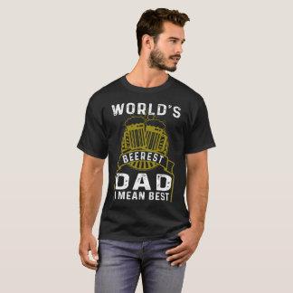 De Papa van Beerest van de wereld bedoel ik Beste T Shirt
