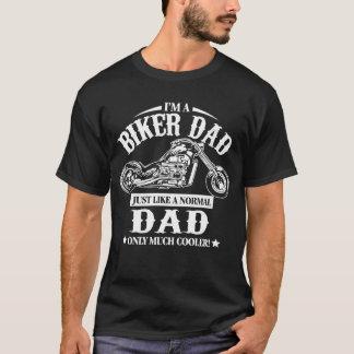 De Papa van de fietser T Shirt
