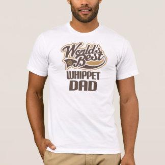 De Papa van de whippet (Beste Werelden) T Shirt