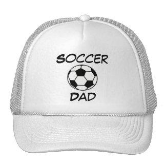 De Papa van het voetbal Pet Met Netje