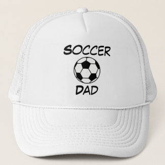 De Papa van het voetbal Trucker Pet