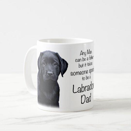 De Papa van Labrador Koffiemok