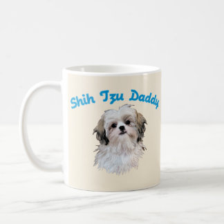 De Papa van Tzu van Shih Koffiemok