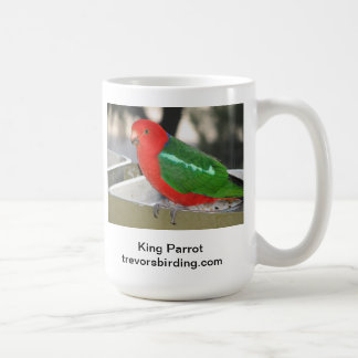 De Papegaai van de koning Koffiemok