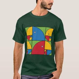 De Papegaaien van Fibonacci T Shirt